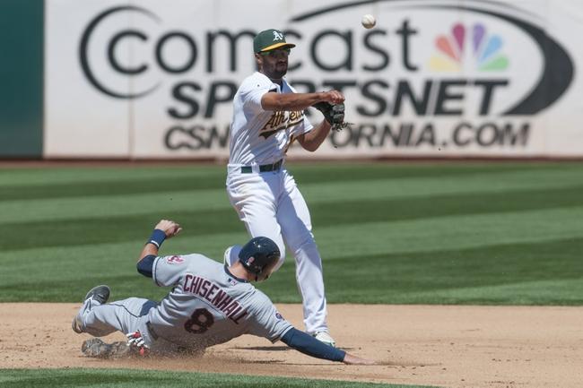 Cleveland Indians vs. Oakland Athletics - 7/29/16 MLB Pick, Odds, and Prediction
