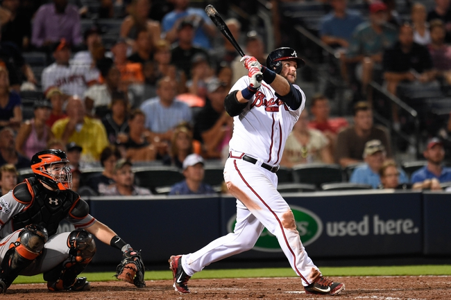Braves vs. Giants - 8/4/15 MLB Pick, Odds, and Prediction