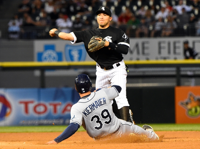Chicago White Sox vs. Tampa Bay Rays - 8/5/15 MLB Pick, Odds, and Prediction