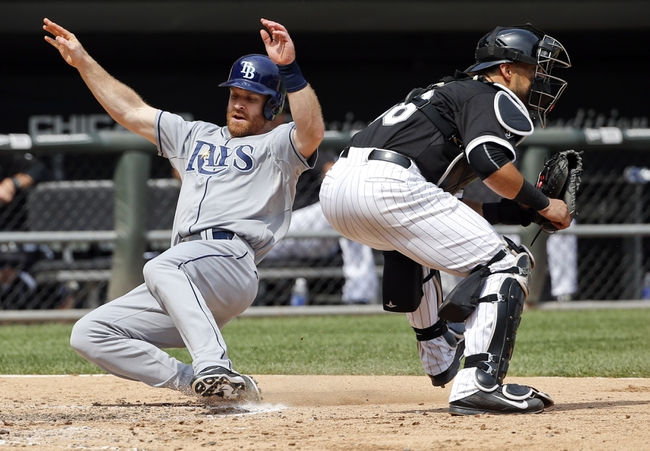 Tampa Bay Rays vs. Chicago White Sox - 4/15/16 MLB Pick, Odds, and Prediction