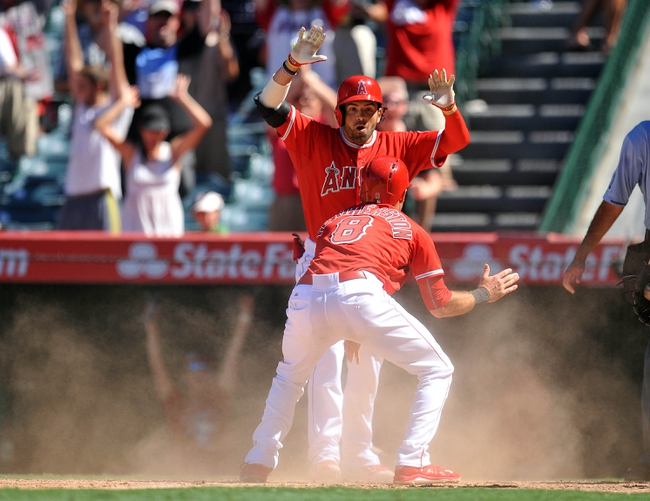 Cleveland Indians vs. Los Angeles Angels - 8/28/15 MLB Pick, Odds, and Prediction