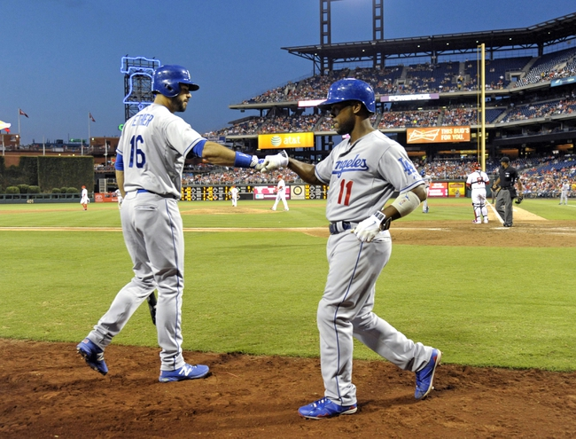 Phillies vs. Dodgers - 8/6/15 MLB Pick, Odds, and Prediction