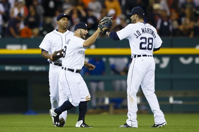 Tigers vs. Royals - 8/6/15 MLB Pick, Odds, and Prediction