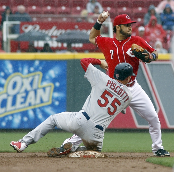 Cincinnati Reds vs. St. Louis Cardinals - 9/10/15 MLB Pick, Odds, and Prediction
