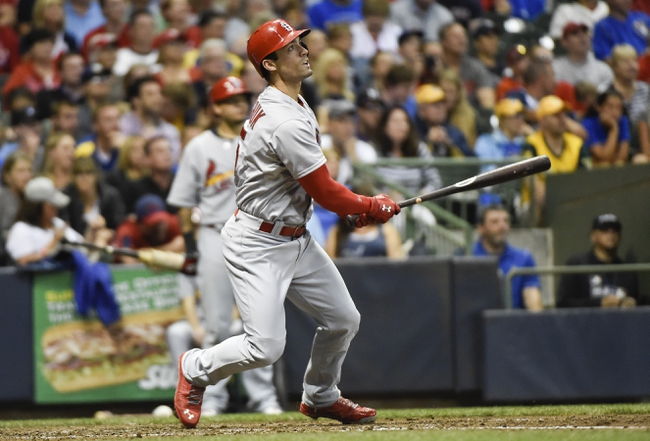 Milwaukee Brewers vs. St. Louis Cardinals - 8/8/15 MLB Pick, Odds, and Prediction