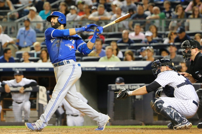 New York Yankees vs. Toronto Blue Jays - 8/9/15 MLB Pick, Odds, and Prediction