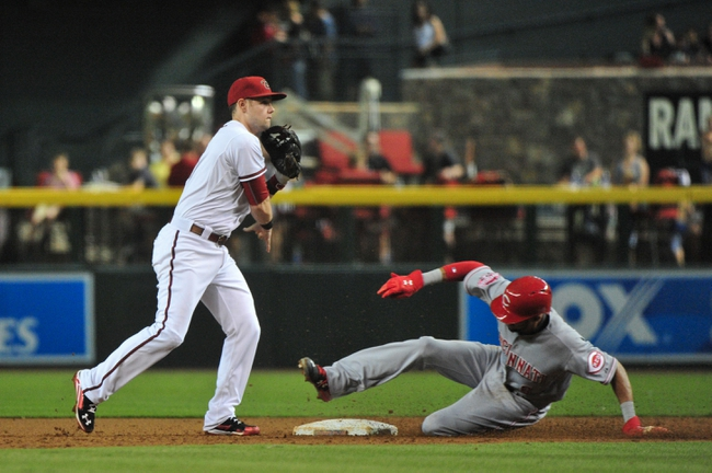 Arizona Diamondbacks vs. Cincinnati Reds - 8/8/15 MLB Pick, Odds, and Prediction