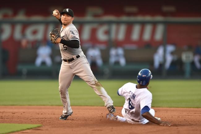 Kansas City Royals vs. Chicago White Sox - 8/9/15 MLB Pick, Odds, and Prediction