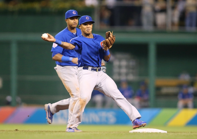 Pittsburgh Pirates vs. Chicago Cubs - 9/15/15 MLB Pick, Odds, and Prediction