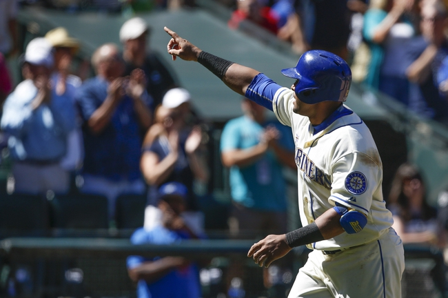 Texas Rangers vs. Seattle Mariners - 8/17/15 MLB Pick, Odds, and Prediction