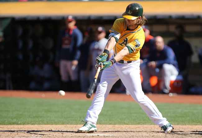 Oakland Athletics vs. Houston Astros - 9/7/15 MLB Pick, Odds, and Prediction
