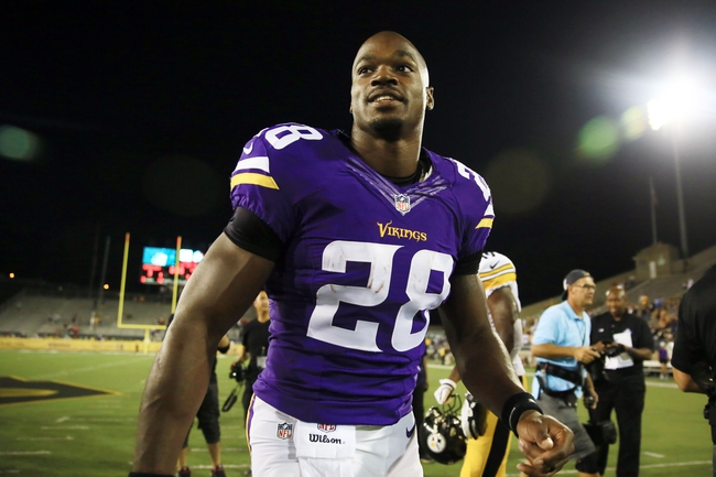 Minnesota Vikings at San Francisco 49ers- 9/14/15 NFL Pick, Odds, and Prediction
