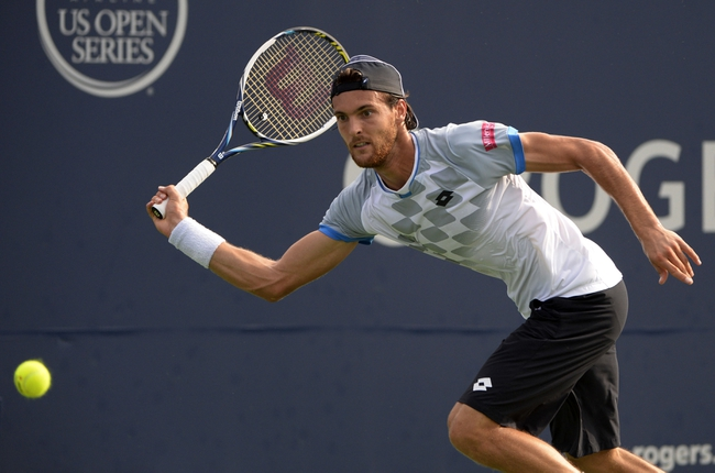 Kevin Anderson vs. Joao Sousa 2016 Nice Open Quarterfinals Pick, Odds, Prediction