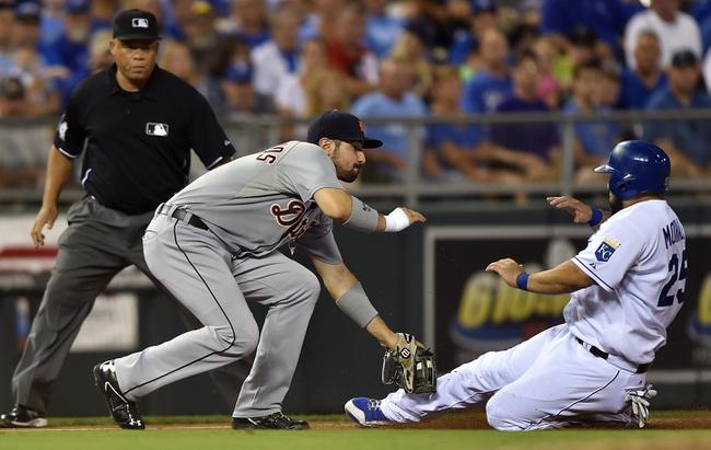 Royals vs. Tigers - 8/11/15 MLB Pick, Odds, and Prediction