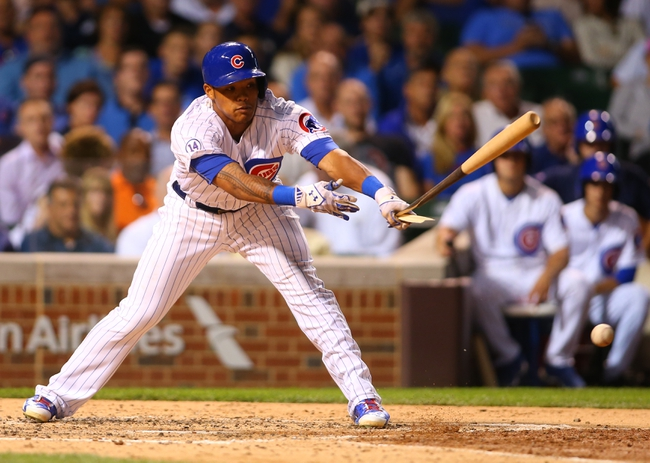 Chicago Cubs vs. Milwaukee Brewers - 8/12/15 MLB Pick, Odds, and Prediction