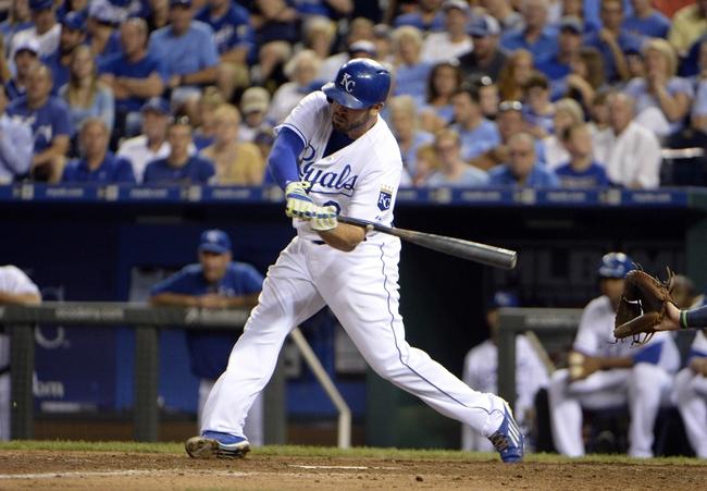 Kansas City Royals vs. Detroit Tigers - 8/12/15 MLB Pick, Odds, and Prediction