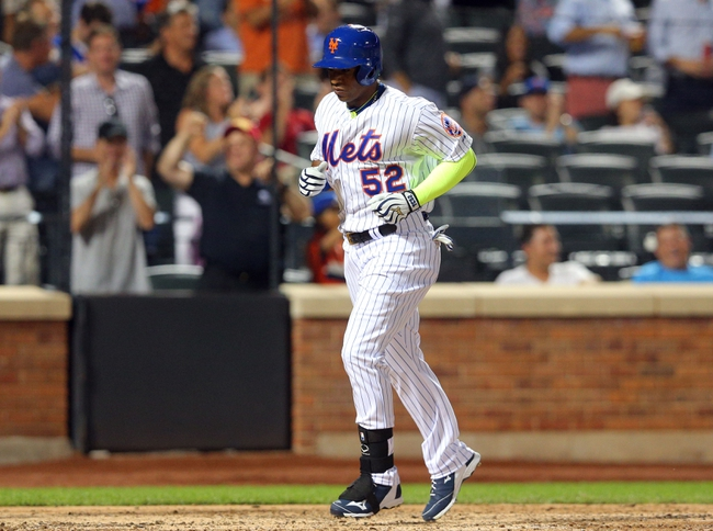 New York Mets vs. Colorado Rockies - 8/13/15 MLB Pick, Odds, and Prediction