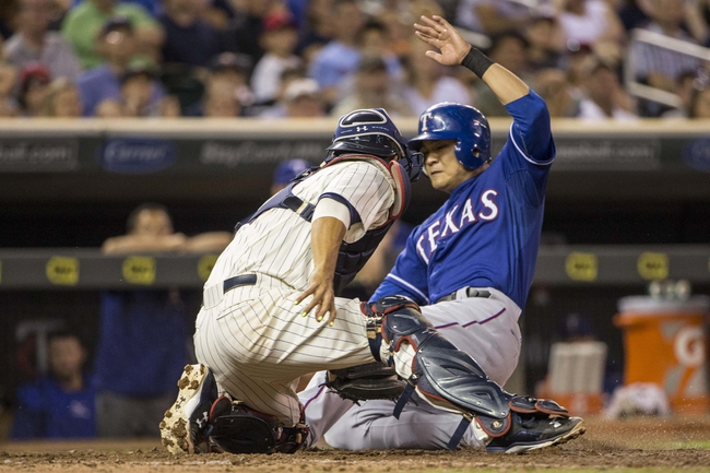 Minnesota Twins vs. Texas Rangers - 7/1/16 MLB Pick, Odds, and Prediction