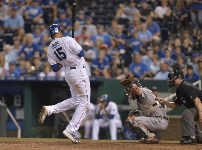 Kansas City Royals vs. Detroit Tigers - 9/1/15 MLB Pick, Odds, and Prediction