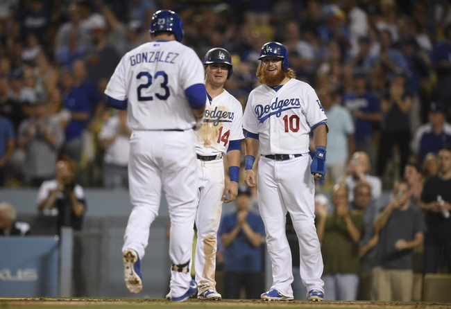Los Angeles Dodgers vs. Cincinnati Reds - 8/15/15 MLB Pick, Odds, and Prediction