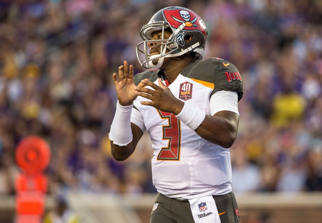 Bengals vs. Buccaneers - 8/24/15 NFL Pick, Odds, and Prediction