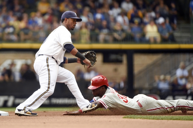 Brewers vs. Phillies - 4/22/16 MLB Pick, Odds, and Prediction