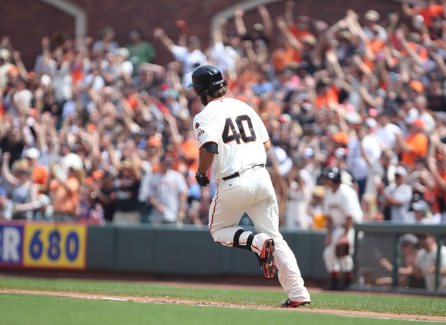 San Francisco Giants vs. Washington Nationals - 7/28/16 MLB Pick, Odds, and Prediction