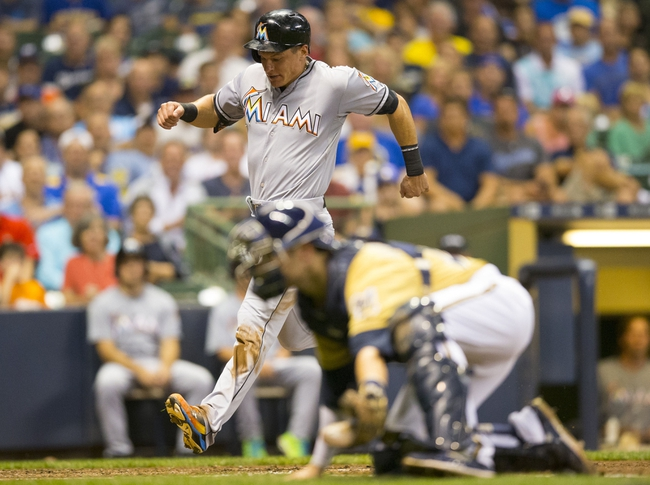 Brewers vs. Marlins - 8/19/15 MLB Pick, Odds, and Prediction