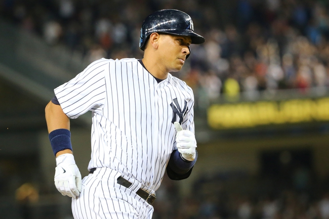 Yankees vs. Twins - 8/19/15 MLB Pick, Odds, and Prediction