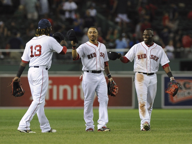 Red Sox vs. Indians - 8/19/15 MLB Pick, Odds, and Prediction