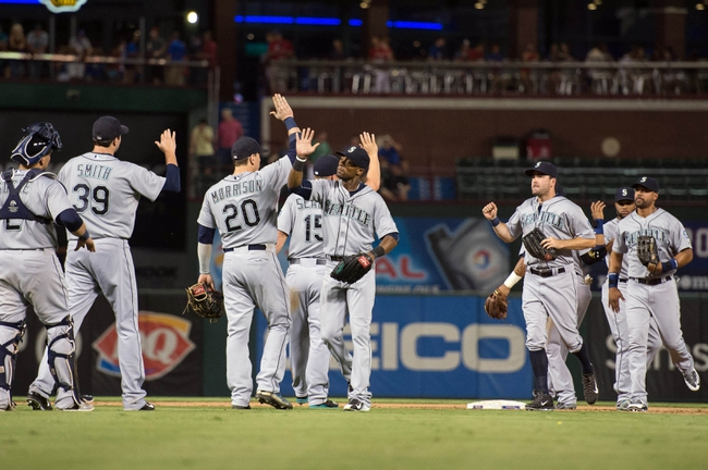 Rangers vs. Mariners - 8/19/15 MLB Pick, Odds, and Prediction