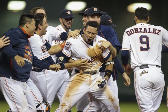 Houston Astros vs. Tampa Bay Rays - 8/20/15 MLB Pick, Odds, and Prediction