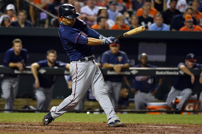 Baltimore Orioles vs. Minnesota Twins - 8/21/15 MLB Pick, Odds, and Prediction