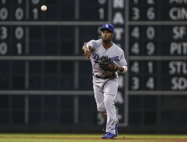 Houston Astros vs. Los Angeles Dodgers - 8/22/15 MLB Pick, Odds, and Prediction