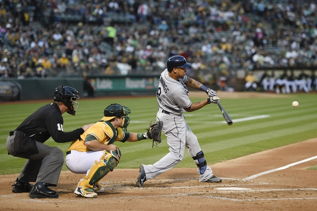 Athletics vs. Rays - 8/22/15 MLB Pick, Odds, and Prediction