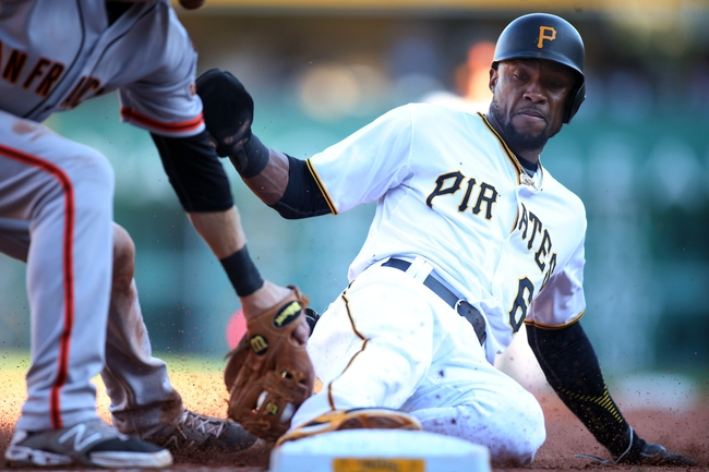 Giants at Pirates - 8/23/15 MLB Pick, Odds, and Prediction