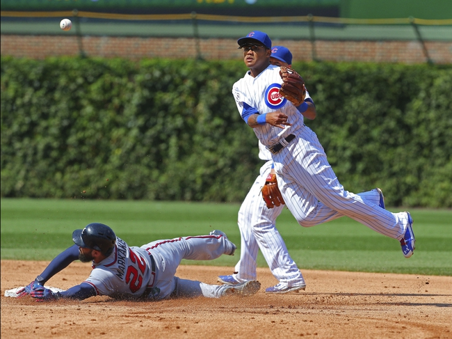 Chicago Cubs vs. Atlanta Braves - 4/29/16 MLB Pick, Odds, and Prediction