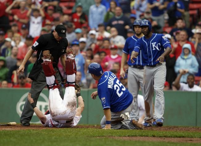 Red Sox at Royals - 5/17/16 MLB Pick, Odds, and Prediction
