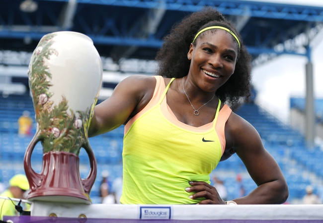 Serena Williams vs. Vitalia Diatchenkor 2015 US Open Pick, Odds, Prediction
