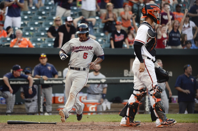 Baltimore Orioles vs. Minnesota Twins - 4/4/16 MLB Pick, Odds, and Prediction