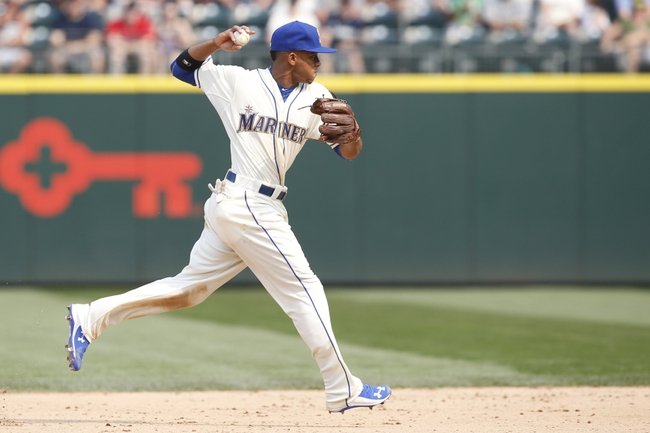 Chicago White Sox vs. Seattle Mariners - 8/27/15 MLB Pick, Odds, and Prediction