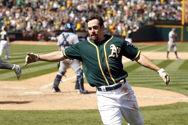 Tampa Bay Rays vs. Oakland Athletics - 5/13/16 MLB Pick, Odds, and Prediction