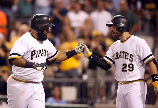 Pirates vs. Giants - 6/20/16 MLB Pick, Odds, and Prediction
