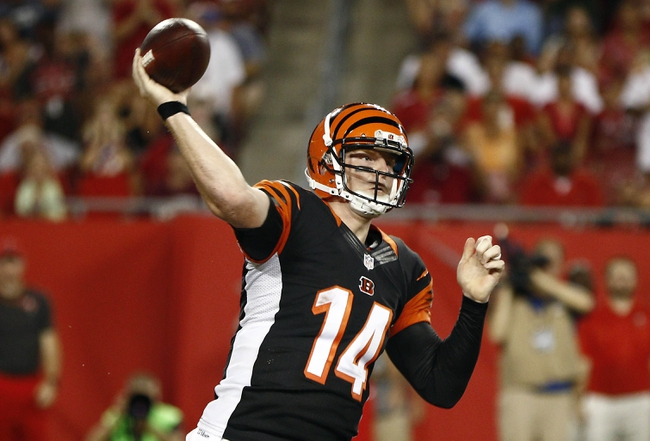 Bears vs. Bengals - 8/29/15 NFL Pick, Odds, and Prediction