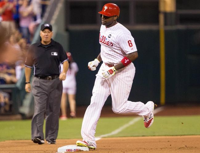 Philadelphia Phillies vs. New York Mets - 8/26/15 MLB Pick, Odds, and Prediction