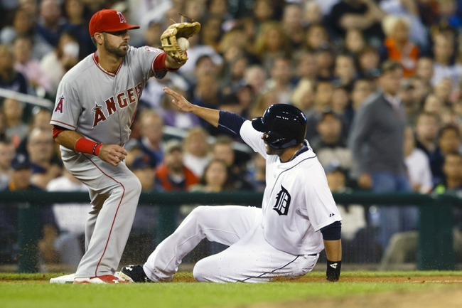 Tigers vs. Angels - 8/26/15 MLB Pick, Odds, and Prediction