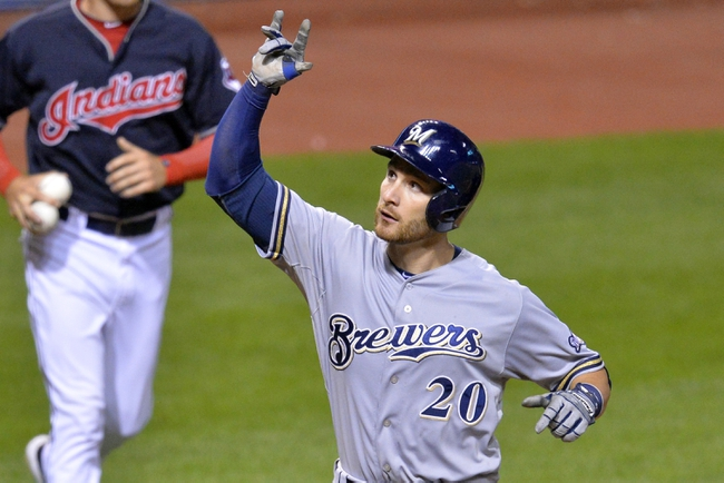 Indians vs. Brewers - 8/26/15 MLB Pick, Odds, and Prediction