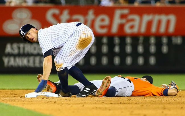 New York Yankees vs. Houston Astros - 10/6/15 MLB Pick, Odds, and Prediction