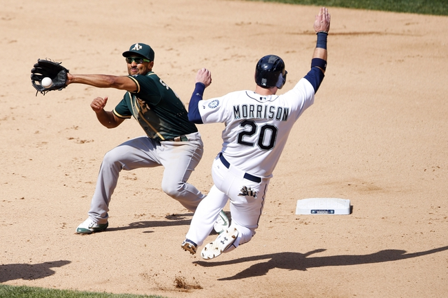 Oakland Athletics vs. Seattle Mariners - 9/6/15 MLB Pick, Odds, and Prediction
