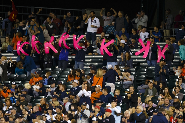 Detroit Tigers vs. Los Angeles Angels - 8/27/15 MLB Pick, Odds, and Prediction